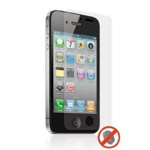 Premium Anti Fingerprint Screen Protector for iPhone 4/4s, (all models
