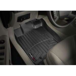 Black WeatherTech Floor Liner (Full Set) [Not All Wheel Drive Model
