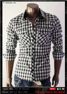 DOUBLJU Mens Best Casual & Dress Shirts Collection 3