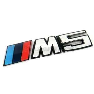 BMW M5 BADGE STICKER EMBLEM DECAL STICKER E28 E34 E39 E60