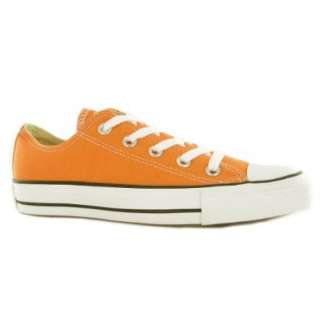 Converse All Star Nectarine Orange Womens Trainers Shoes