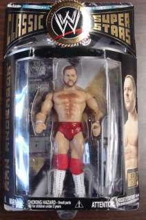 Arn Anderson WWE Classics Series 12 WWF Wrestling Action Figure Sealed