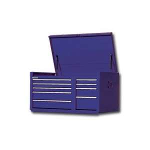 9 Drawer Top Chest (Blue)