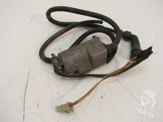 1982 Suzuki GS550 Ignition Coil Plug Wire   33410 47020   Image 02
