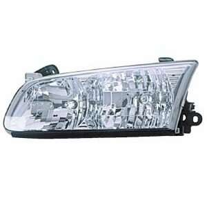 Toyota Camry Chrome Headlight CAPA OE Style Replacement