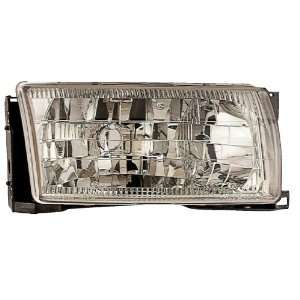 Eagle Eyes FR216 B001R Mercury Passenger Side Head Lamp