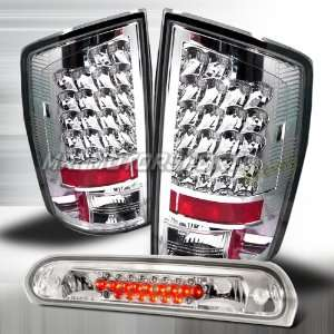DODGE RAM LED TAIL LIGHTS Automotive