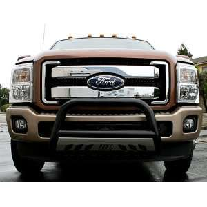 Ford Superduty 2011 Ford Super Duty Black Bull Bar 3Inch W