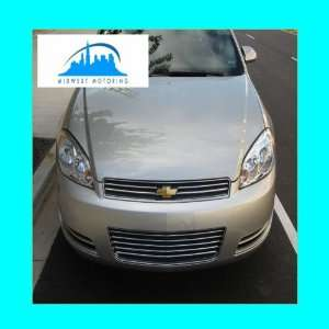 2010 2012 CHEVY CHEVROLET IMPALA CHROME TRIM FOR GRILL GRILLE 2011 10
