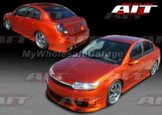 2003 2004 Saturn ION Sedan AIT Combat Bumper Body Kit