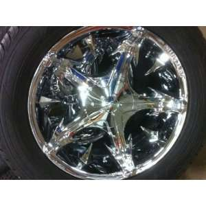 20 INCH MARTIN BROTHERS WHEELS & TIRES, 5x5.5 DODGE RAM 1500, DAKOTA