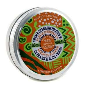 Shea Butter Ultra Rich Body Cream   Hibiscus Flower (Limited Edition