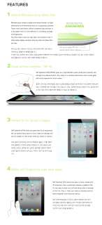 SGP UO Ultra Optics Anti Fingerprint Screen protector Film for iPad2
