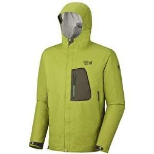 Mountain Hardwear Mens Cohesion Jacket Green L