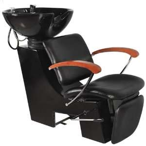 Salon Shampoo Backwash Unit Bowl & Chair SU 10 Beauty