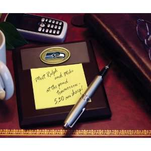 Pack of 2 Officially Licensed NFL Football Seattle Seahawks Memo Pad