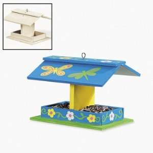 Wood Bird Feeder Kits   Craft Kits & Projects & Design Your Own Toys