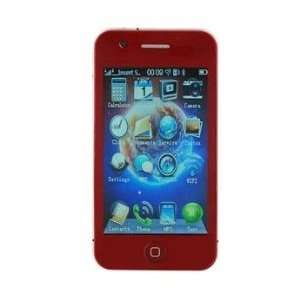 com SCI Phone 3.6 QVGA Touch Screen Dual Sim Dual Standby Cell Phone