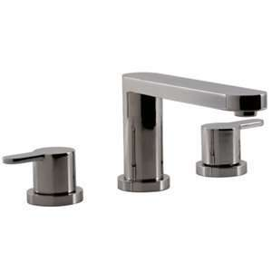 Santec 6650BO TM10 Polished Chrome Bathroom Tub Faucets Deckmount Tub