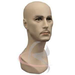 Male Man boy Head Mannequin Hat Helmet Cap wig display