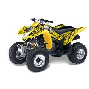 AMR Racing Suzuki LTZ 250 2004 2011 ATV Quad Graphic Kit   Mad Hatter