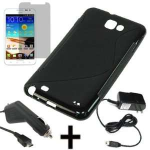 BW TPU Sleeve Gel Cover Skin Case for AT&T Samsung Galaxy Note