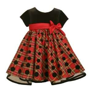 Bonnie Jean   Bonnie Baby/Infant Girls 12M 24M BLACK RED