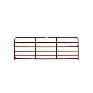Tarter 12ft Green 2in 6 Bar Extra Heavy Duty Gate 2GG12