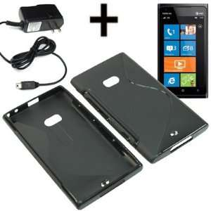 BW TPU Sleeve Gel Cover Skin Case for AT&T Nokia Lumia 900