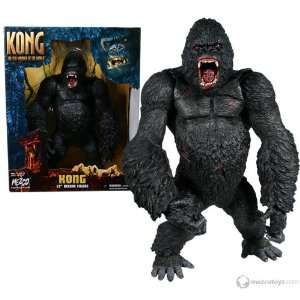 Mezco King Kong 15 inch Figure Open Mouth Toys & Games