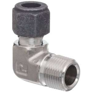 Parker CPI 6 6 CBZ SS 316 Stainless Steel Compression Tube Fitting, 90