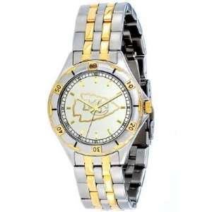 Manager (GM) Series Two Tone Gold/Silver Watch   NFL Football Sports