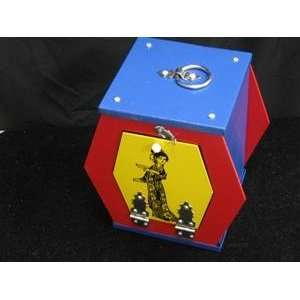 Clatter Box   Metal   Magic Trick Toys & Games