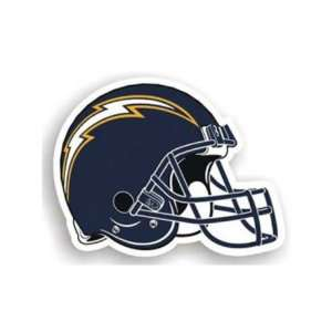 San Diego Chargers Helmet Car Magnets (Set of 2) Sports