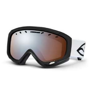 Smith Phenom Black  Platinum Mirror Lens Sports