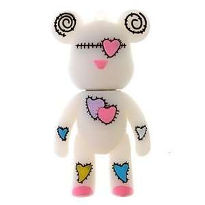 2GB Lovely Momo Bear USB Flash Drive Flash Memory U Disk