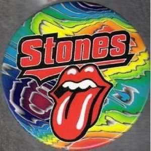 Rolling Stones Tongue Rock N Roll 3 Magnet Everything