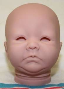 Reborn Supplies Vinyl Doll Kit 20 Baby AUBREY Realistic by Denise