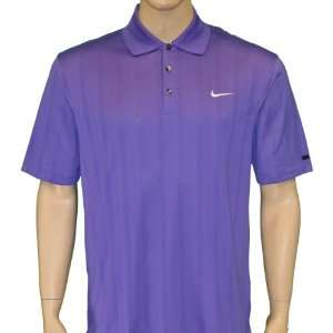 Nike Tiger Woods Drop Needle Golf Polo Shirt with TV Swoosh