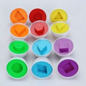 6pcs Wise Eggs Smart Toy For Kids Toys & Games
