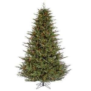 Vickerman 21562   6.5 x 56 Itasca Frasier 550 Multi Color LED Lights