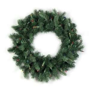 24 Pre lit Natural Frasier Fir Artificial Christmas