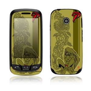 Puni Doll Nani Design Decorative Skin Cover Decal Sticker