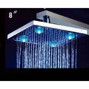 Rain Shower Head Bathroom faucet MIXER TAPS EMS 5 10 DAYS FR010019