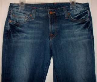 WOMENS Size 30 10 LOLA Ankle Cropped LUCKY BRAND Low Rise STRETCH