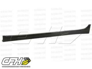 Carbon Fiber Oem style SIDE SKIRTS Fits Body Kit Mitsubishi Lancer Evo