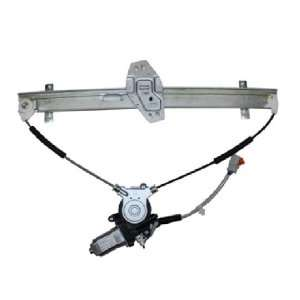 Pilot Power Replacement Front Driver Side Window Regulator Automotive