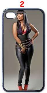 Nicki Minaj iPhone 4 iPhone 4S Case (Back Cover Only)
