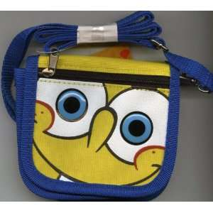 Nick Jr Spongebob Squarepants Wallet with Strap   Mini