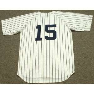 THURMAN MUNSON New York Yankees 1977 Majestic Cooperstown Throwback